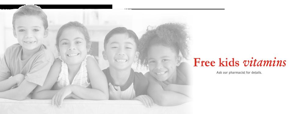 Free Kids Vitamins